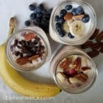 3 healthy ideas for breaksfast - spicy Latina Mom