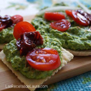 Dip de espinacas - Las recetas de Laura