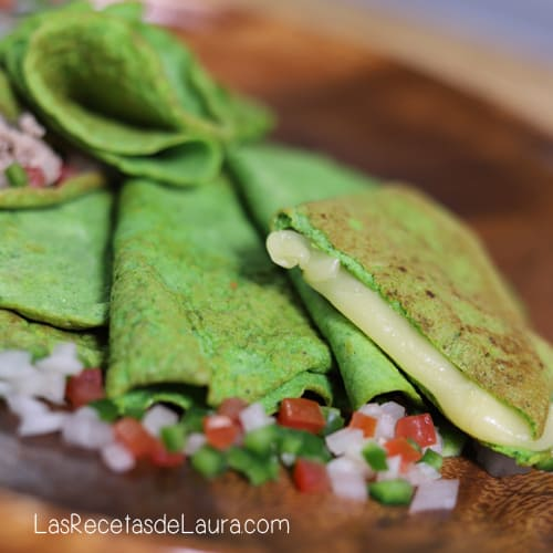 TORTILLAS KETO – BAJAS EN CARBOHIDRATOS