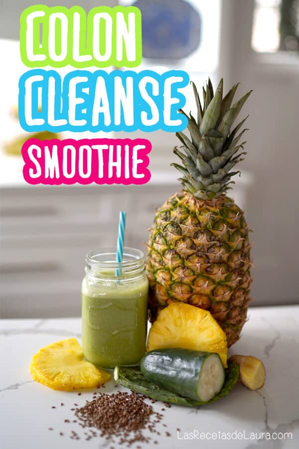 colon cleanse smoothie