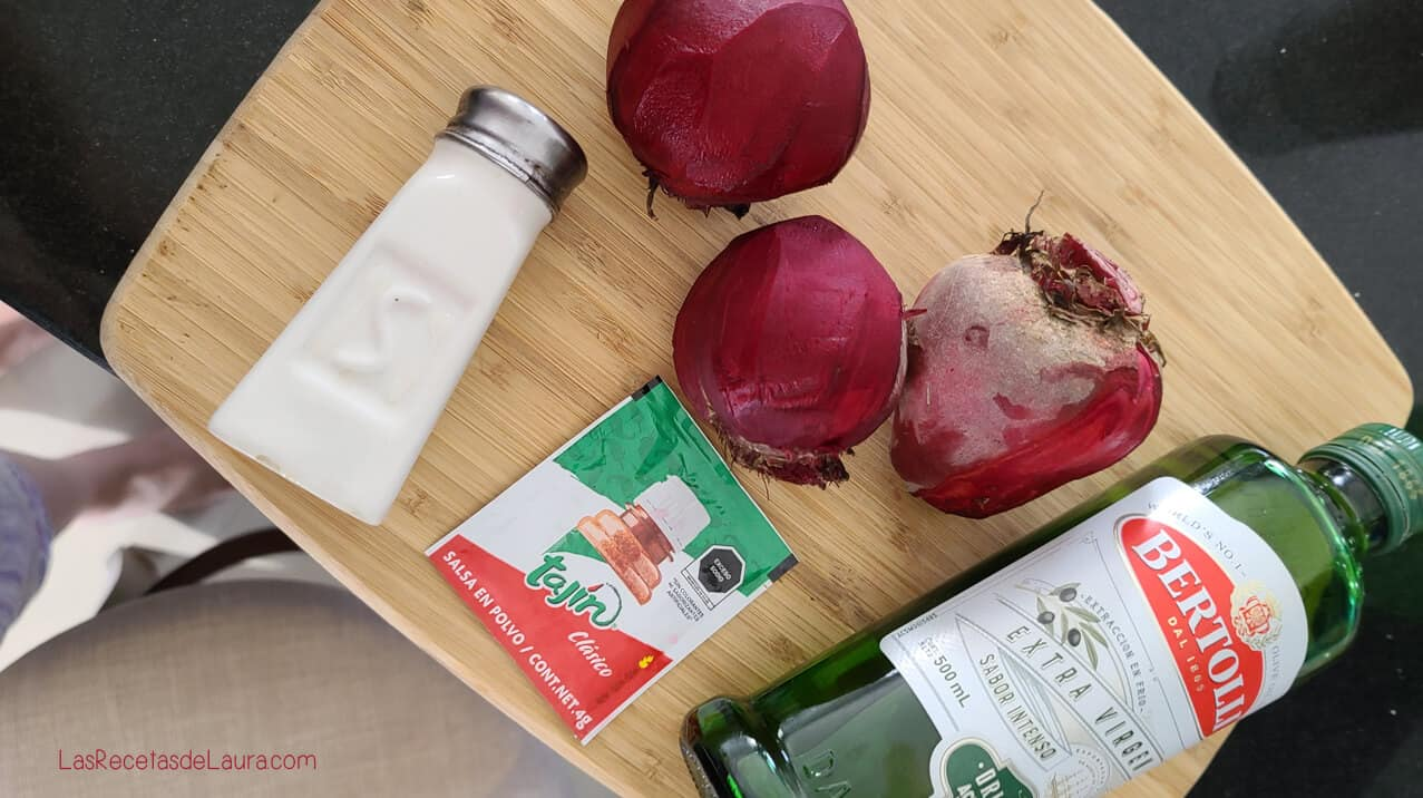 ingredients for mexican beets